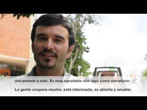 DAAD-Sprachassistenz in Kolumbien