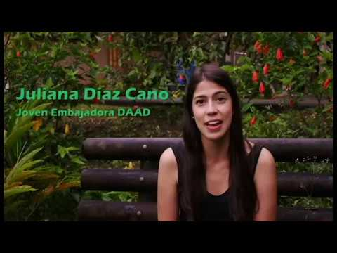 Juliana Diaz Cano, Young Ambassador in Pereira